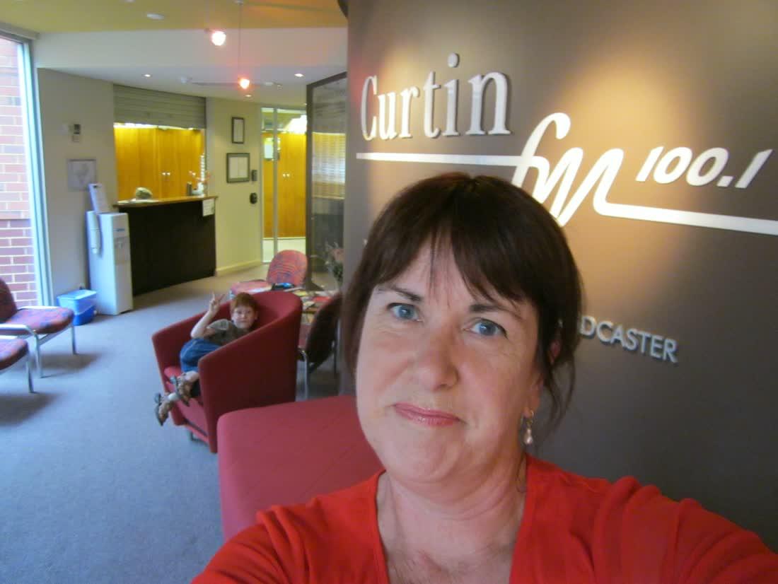 Curtin FM Interview
